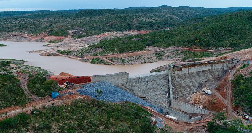 Barragem de Água – Riacho dos Machados