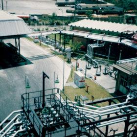 Base Estocagem Combustível-São Caetano/SP