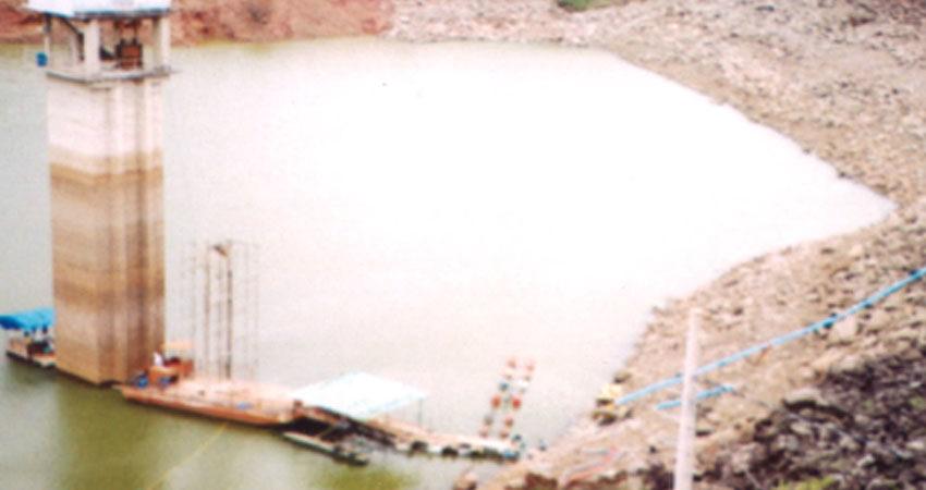 Recuperação de Barragem