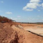 Alteamento de Barragem de Rejeitos MRDN